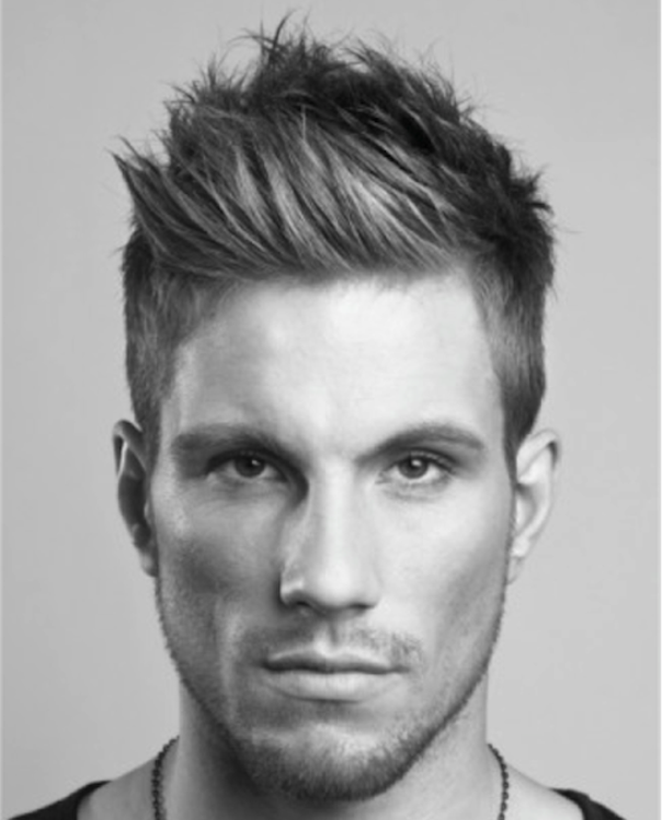 Men Fashion Hairstyles 2014 Latest Hairstyles New Trends