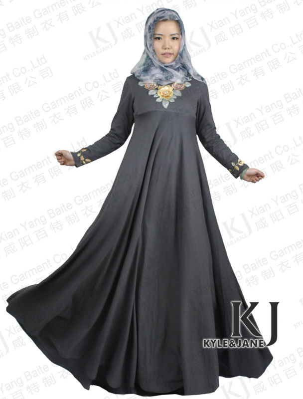 Latest fashion abayas, muslim womens