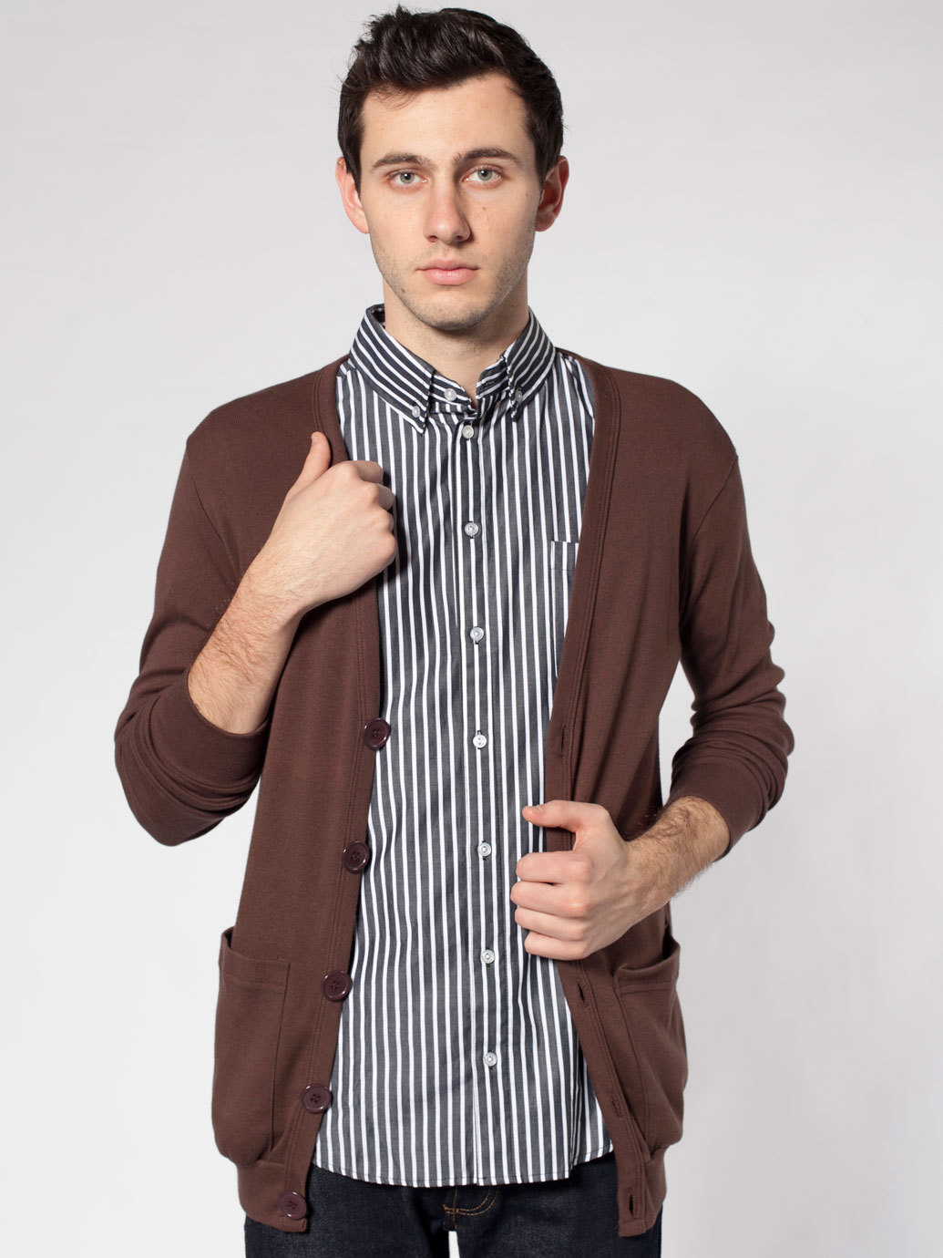 American clothing stores for men