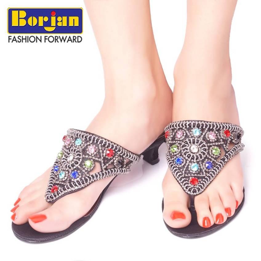 Borjan Shoes Pakistan 2014 Collection for Women