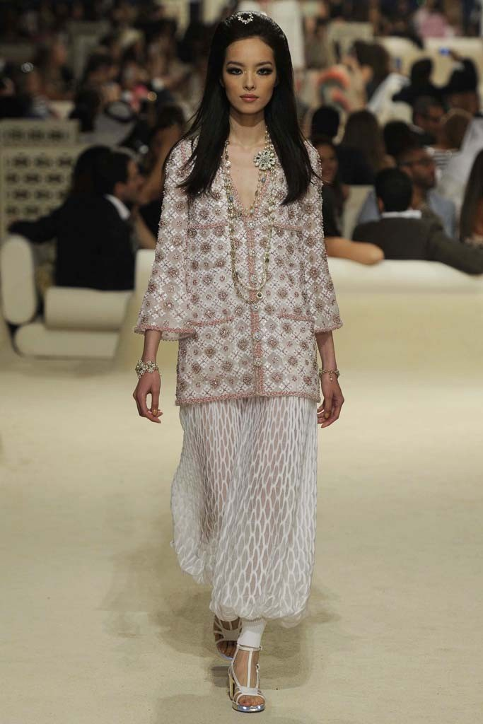 Cruise Collection Chanel Dresses 2014 for Women