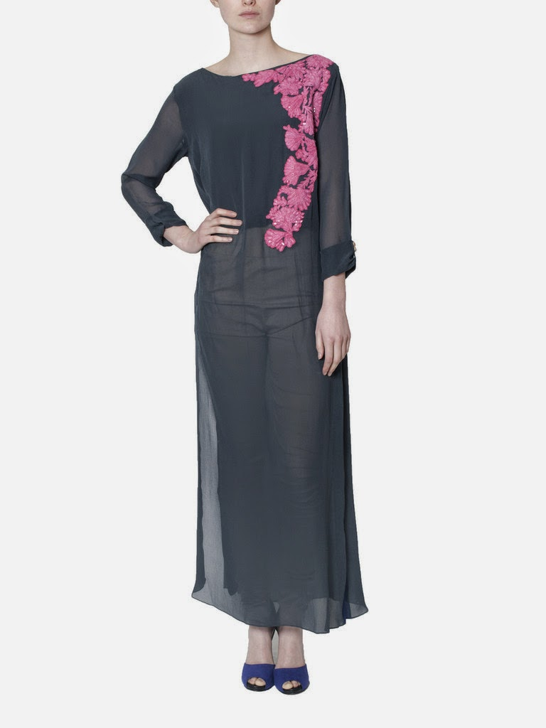 Chic simplicity from Manish Malhotra  tunics - Fashion Fist (1)
