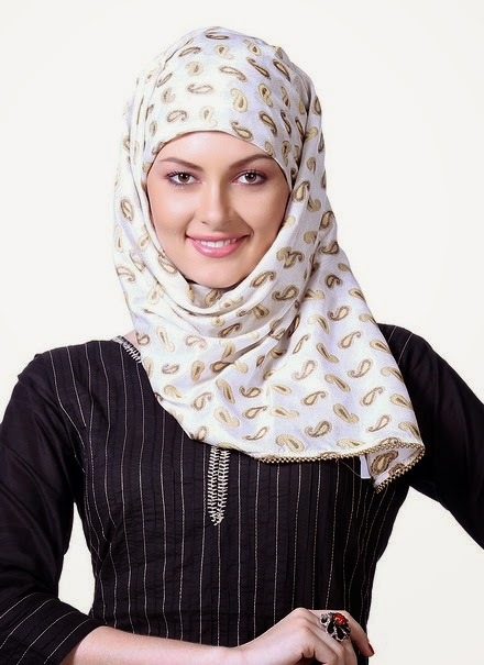 Latest Best Hijab Fashion Designs Collection In 2014 15 6 Fashion Fist