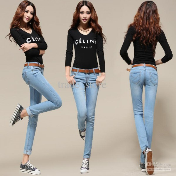 Latest styles and trends of jeans for women over 40 0014 for New styles and trends