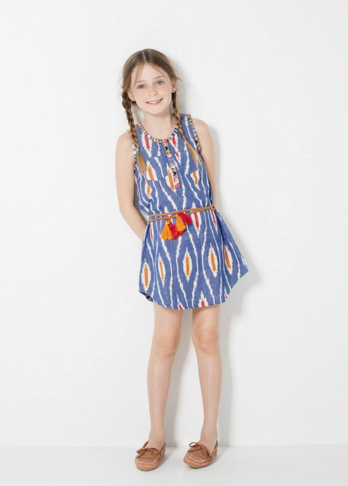 Mango New Arrivals Spring Summer Dresses 2014 For Boys Girls Fashion Fist 5 Fashion Fist