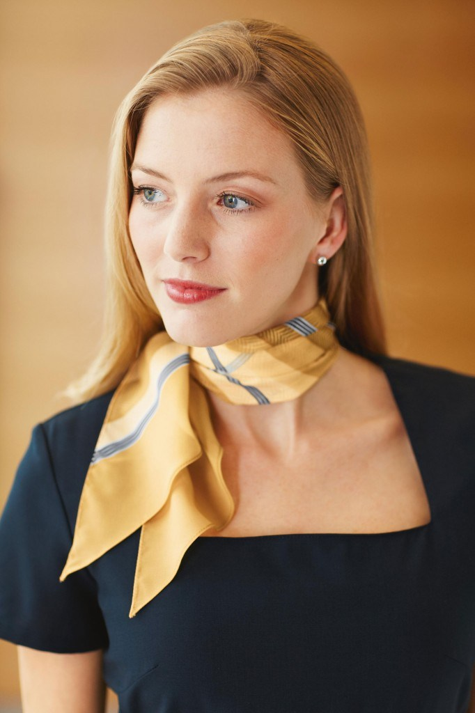 Tie Scarf 2014 Collection for Girls
