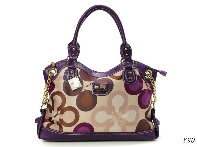 Coach Handbags Outlet 2014 Collection For Women Fashion