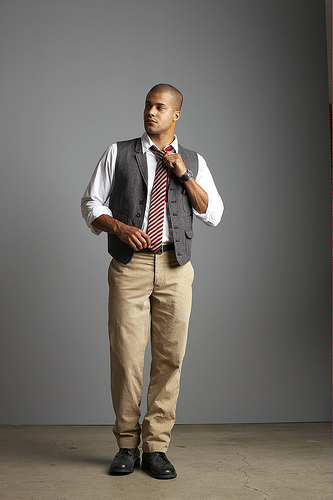 how to wear khaki pants men - Pi Pants