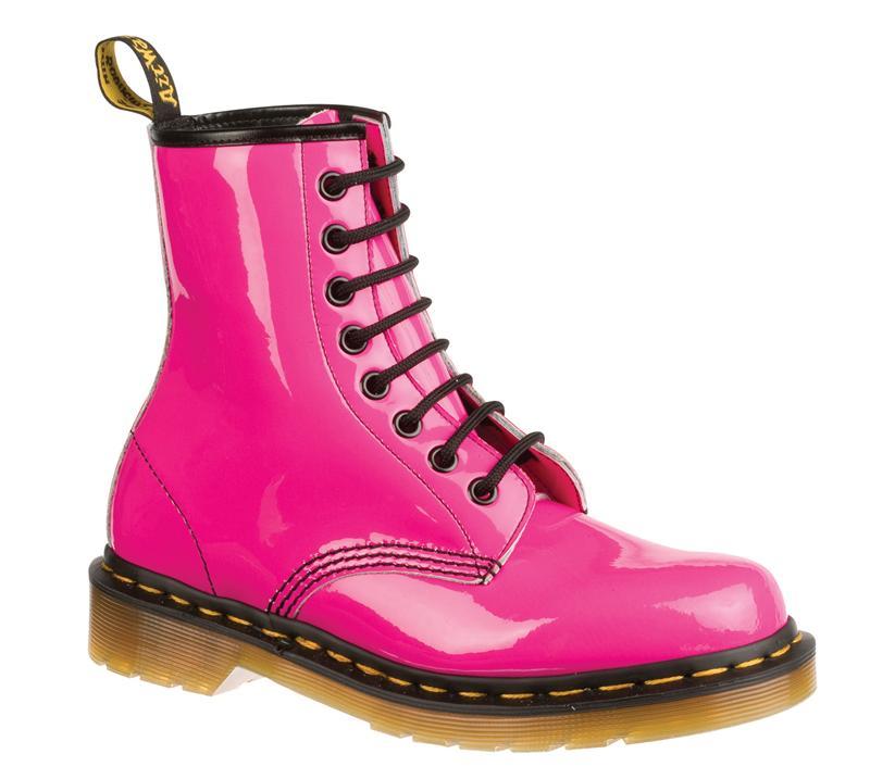 Dr. Martens women's footwear for