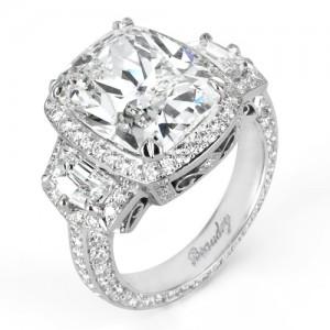 Diamond from Piece of Britney Jewelry