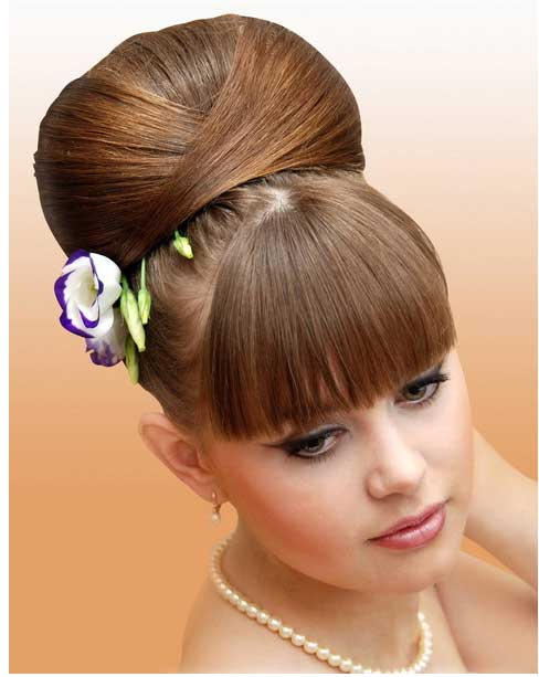 Updo hairstyles archives fashion fist hair updo latest and stylis styles for girls pmusecretfo Choice Image