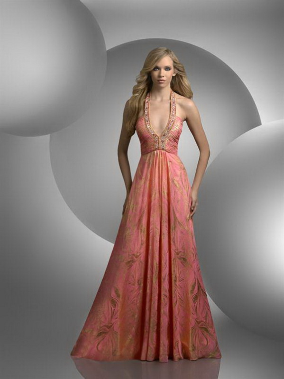 Latest wedding party guest dress collection 2013 2014 for for Latest fashion dresses for weddings