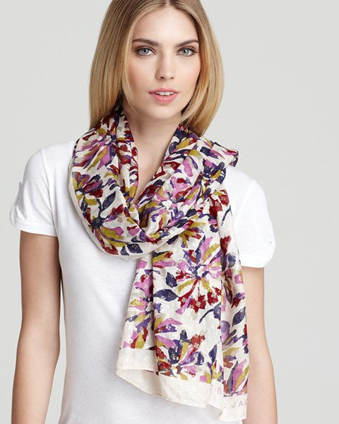 Summer Fashion Scarves Trends 2014 For Girls Fashion