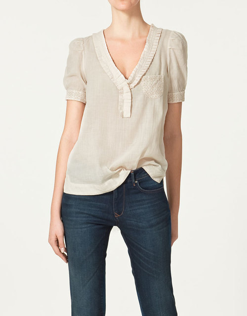 Zara Uk Womens Blouses 29