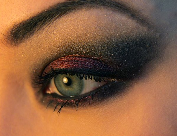 Makeup Smokey Eyes Latest And Trendy 2014