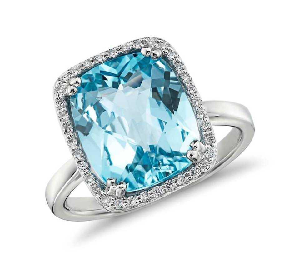 Bluenilediamondsweddingrings20142015 Fashion Fist (3)