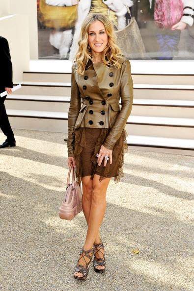 Celebrity Fashion Clothing At Fashion Week Spring Summer 2014 2015 Fashion Fist 8