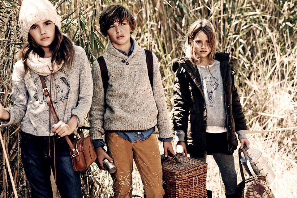 Massimo Dutti Детская Одежда