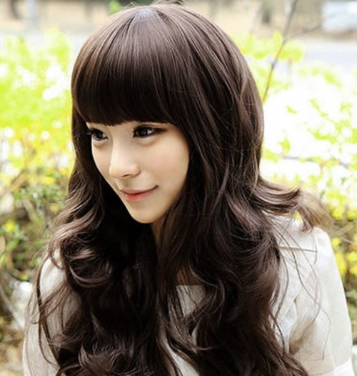 hairstyles long hair stylish and trendy 2014 2015 for ladies