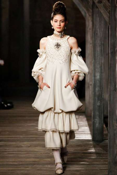 chanel clothes latest and stylish collection 2014 2015