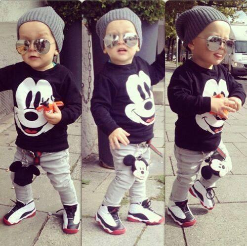 Stylish eve cute baby hip hop fashion 2014 2015 fashion fist 2