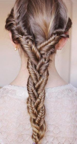 Beautiful cool hairstyles 2014 2015 for women