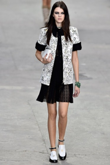 Chanel Clothing Line Spring Season 2014