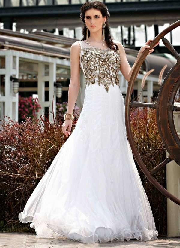 Elegant Wedding Gown 2015 For Girls Fashion Fist 10