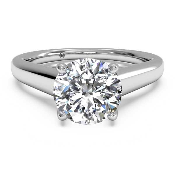 Solitaire Engagement Rings Latest Designs 2015 For Women Fashion Fist 9