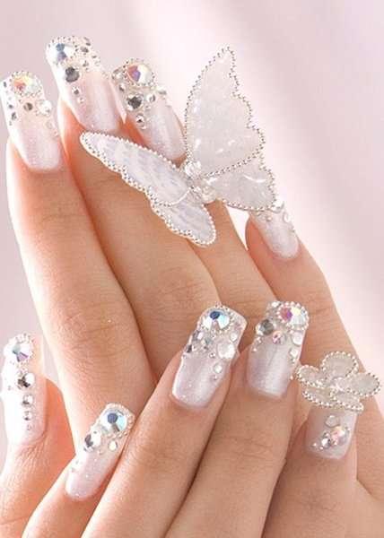 Nails Wedding Nails: Wedding Nails Designs 2014