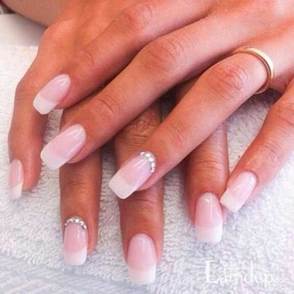 wedding nails designs 2014 2015 for women