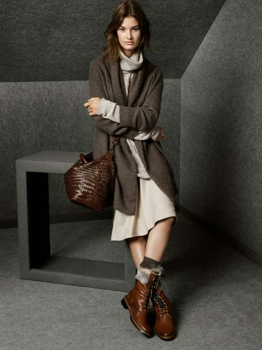 Latest Tops For Girls In Fashion 2014 Massimo Dutti Online L...