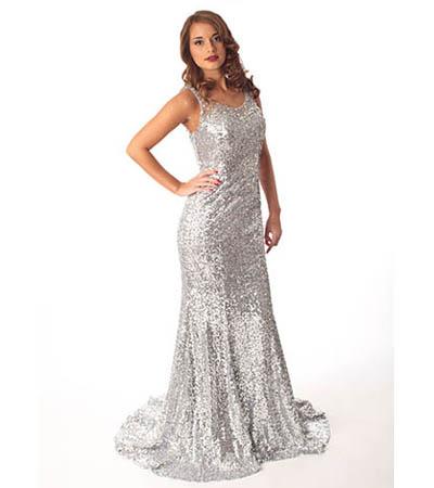 Luxury Hollywood Fancy Dresses