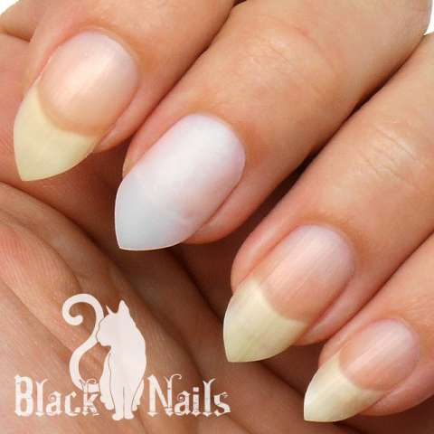 Due Positive Fashion Nails Are