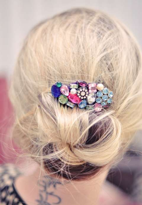 Accessories for Hair, Diy Necklace Holder for Girls 2015 - Fashion