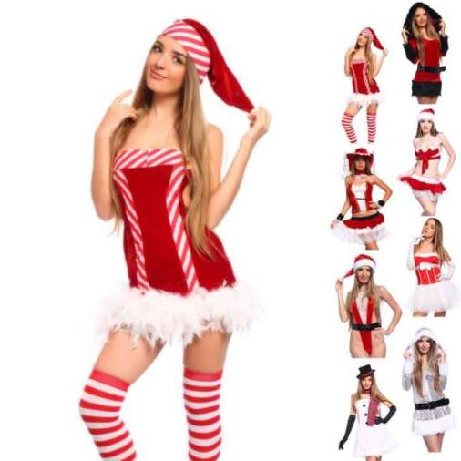 Clothes for Christmas at Night for Women 2014 - 2015