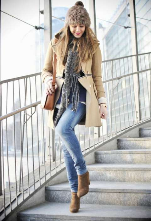 Latest Stylish Dresses Dress up Warm Latest