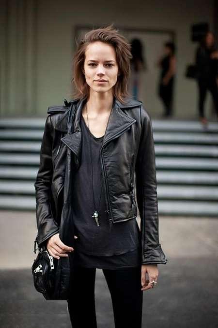 leather jacket styles - photo #10