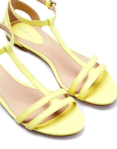Bershka Shoes Uk Sandals Collection for Women - Fashion Fist (6)
