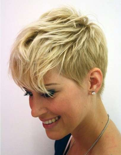 Funky Hairstyles Short for Girls 2015 Fashion Fist 6