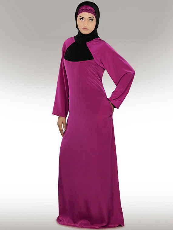 Jilbab Designs 2015 Memakai Jilbab And Abaya 2015