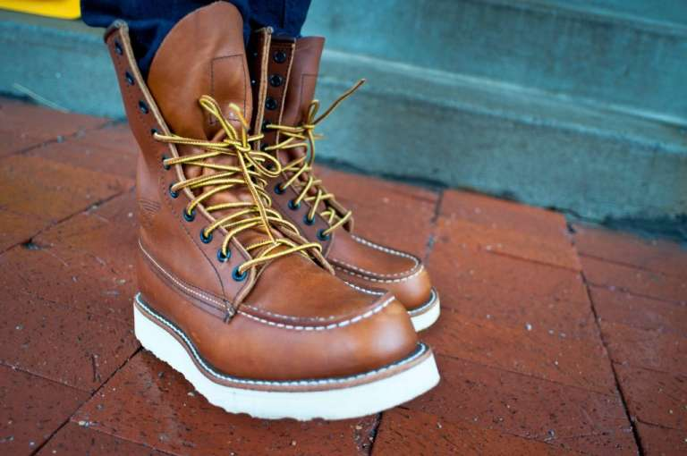 Red Wing Boots for Men 2015, 2016