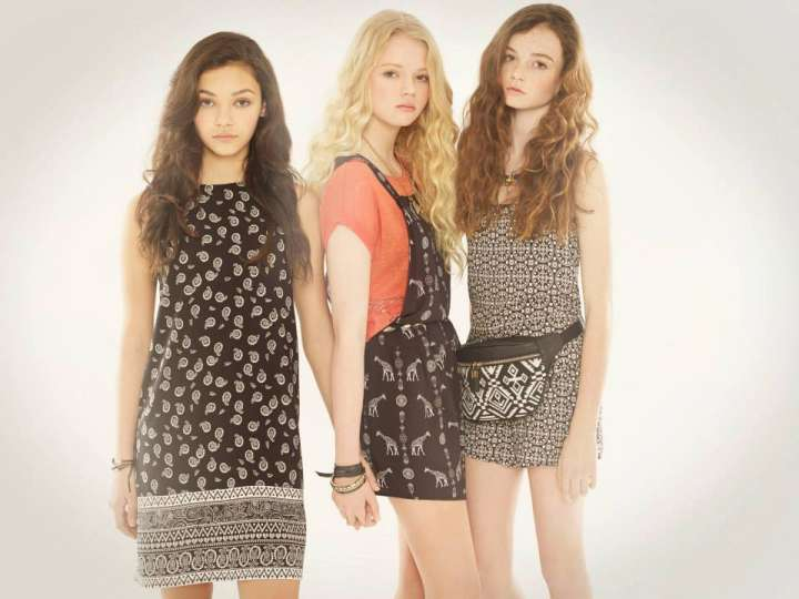 Stylish clothes for teenage girls