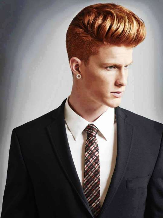 Excellent Hairstyles For Men Latest 2015 Fashion Fist 3 Fashion Fist Hairstyles For Women Draintrainus