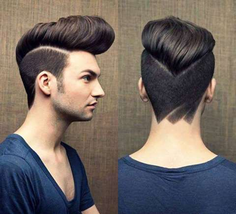 Excellent Men Hairstyles Archives Fashion Fist Hairstyles For Women Draintrainus