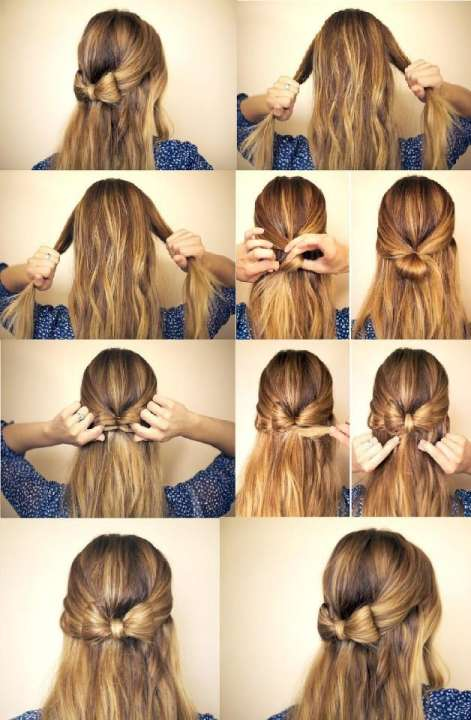 Long Hairstyle Tutorial 2015 For Girls
