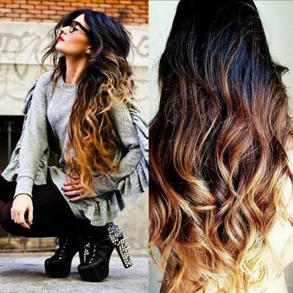 Ombre Hair Color and Styles for Girls - Fashion Fist (6) - Fashion ...