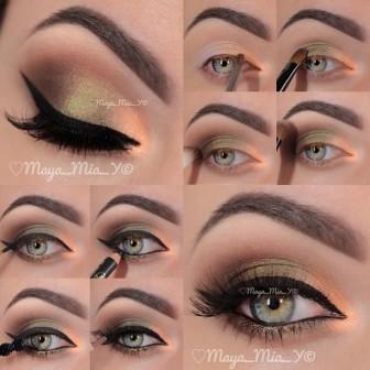 Wedding Makeup Tutorial Green Eyes : Makeup Tutorials For Girls Green Eyes 2015