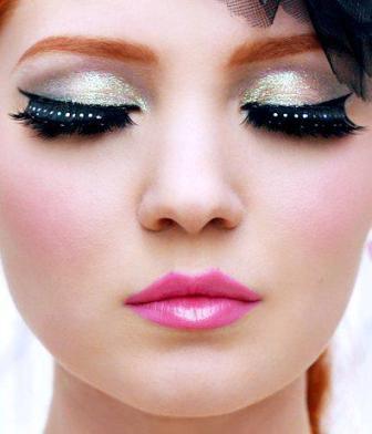 Latest eye makeup trends 2015 in pakistan