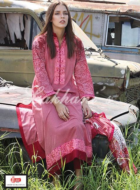 Dress For Party In Winter 2013-2014 For Girls By Lakhani\'s